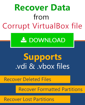 VDI Recovery