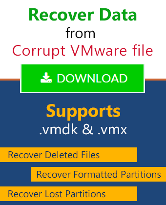 VMDK Recovery