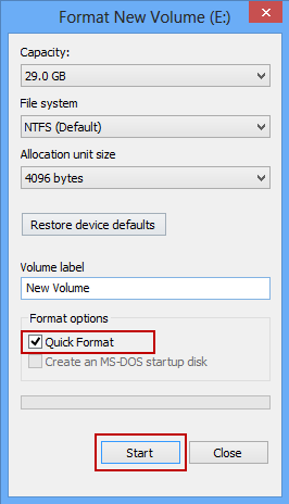 How to Recover Files after Quick Format \u2013 Restore Data after Quick
