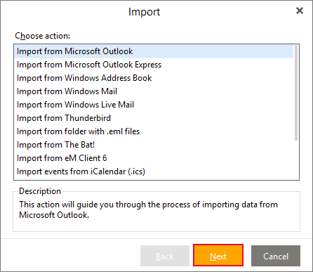 import-from-outlook