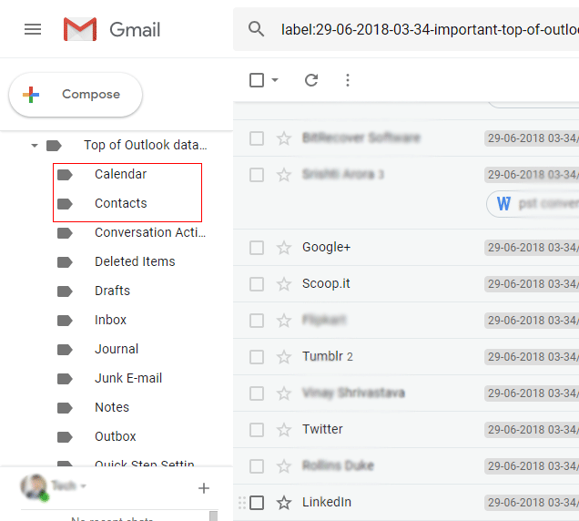 Login to your Gmail
