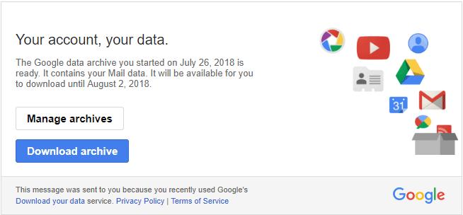 Convert Gmail to Maildir