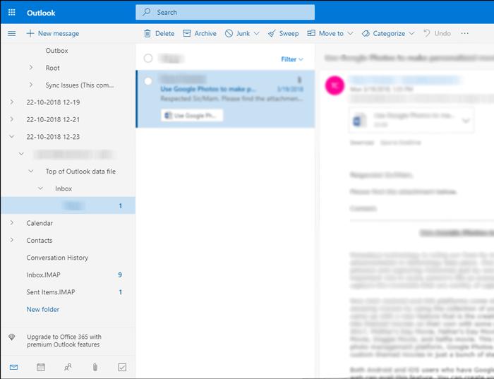 Outlook.com account