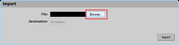 Browse .tgz files