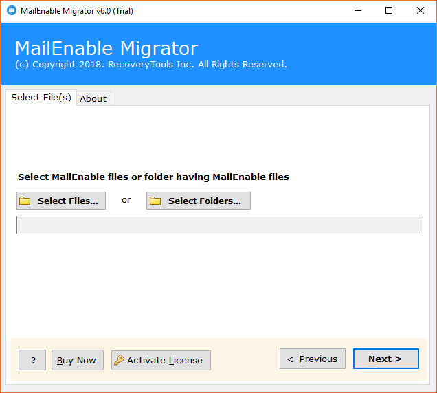 Migrate MailEnable to Zimbra TGZ Format – Import MAI to Zimbra Desktop
