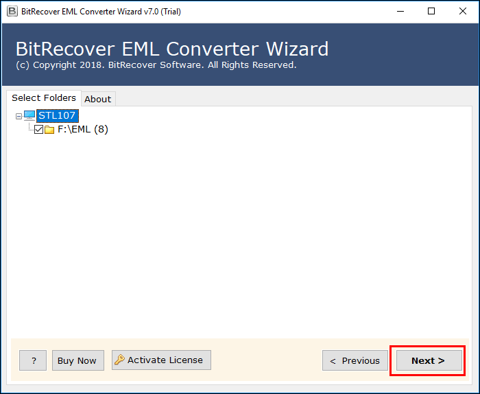 Windows Live Mail to Microsoft Exchange Server