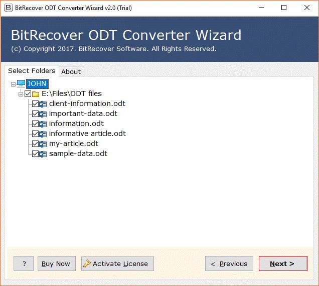 odt to txt converter
