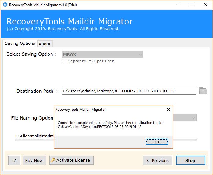 Migrate Maildir to Mac Mail
