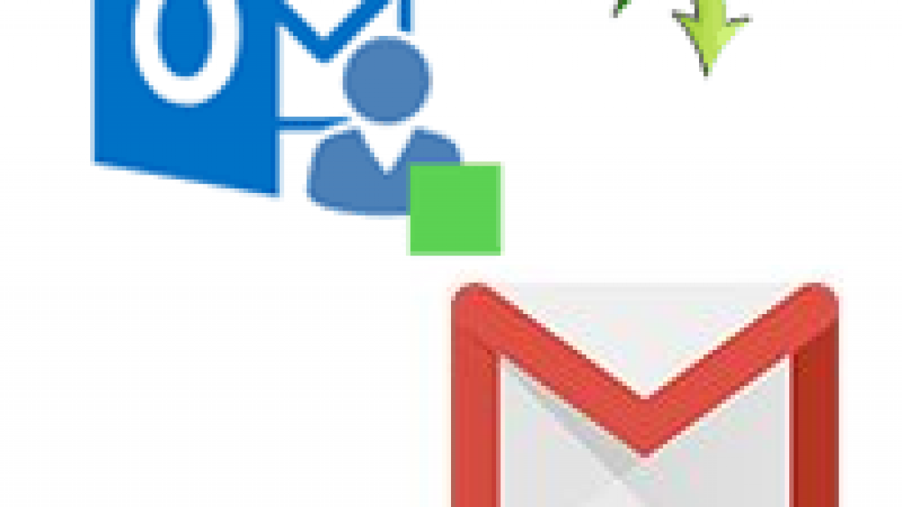 Import PST Contact to Gmail, Google Mail from Outlook 2019, 2016, 2013