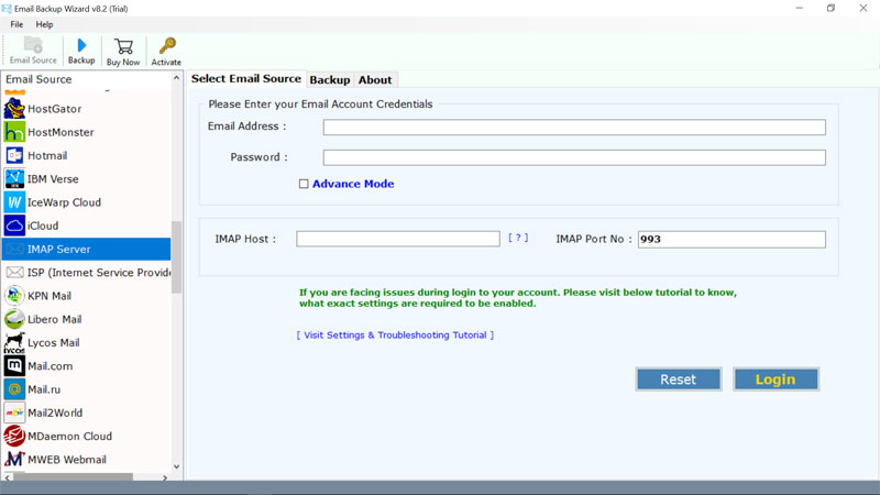 choose-imap-server