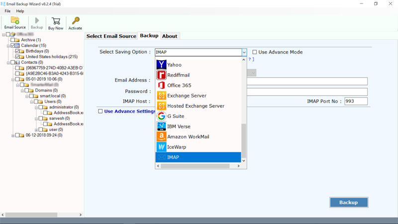 Migrate Email from GoDaddy to HostGator with Attachments – Know How ?