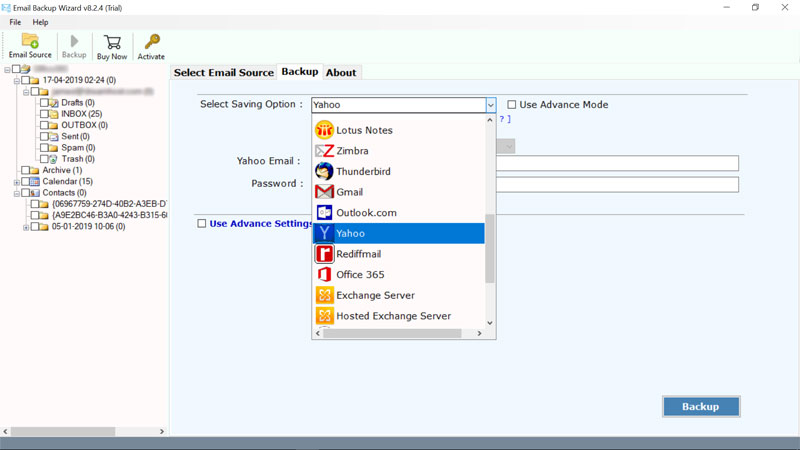 Transfer Email from Comcast to Yahoo Mail Directly – Know How ?