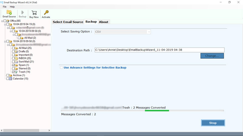extract-contacts-from-office365-backup-process