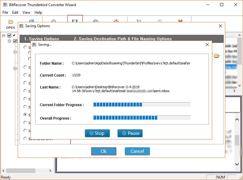 Convert Thunderbird to Mac Mail to Transfer & Import