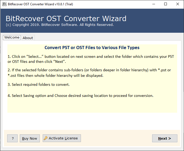 OST to Zimbra Converter Tool to Migrate OST Files to TGZ Format