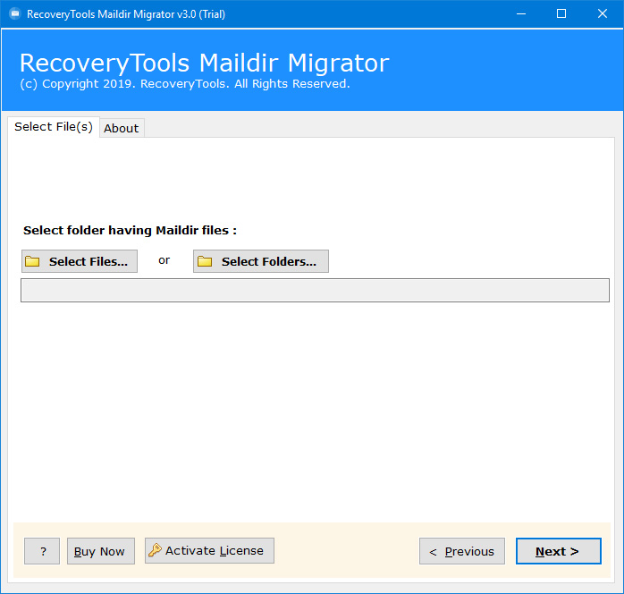 maildir migrator