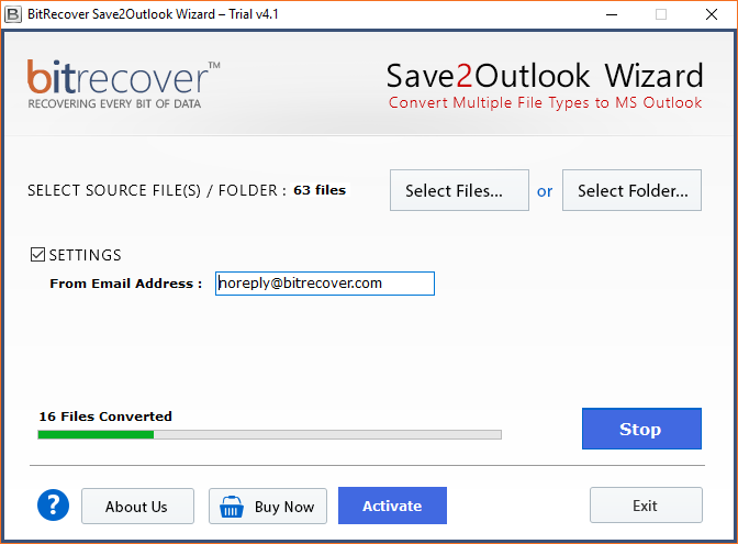 copy html to outlook email