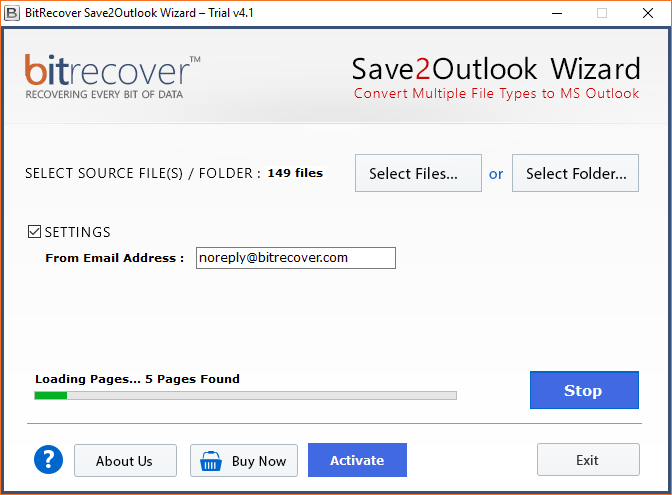 insert pdf to outlook email