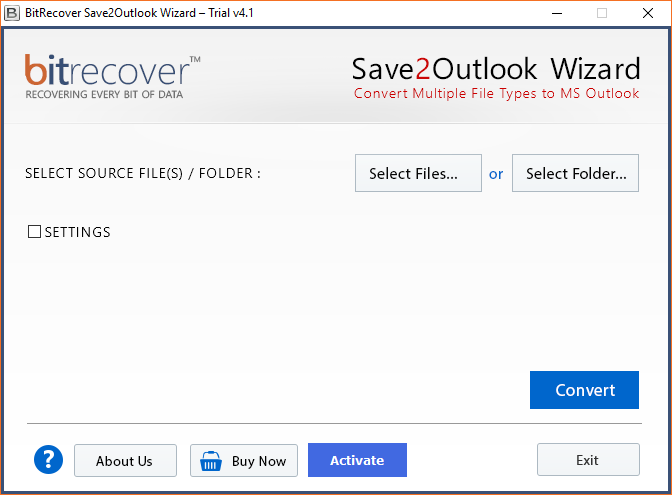PST to Outlook Converter