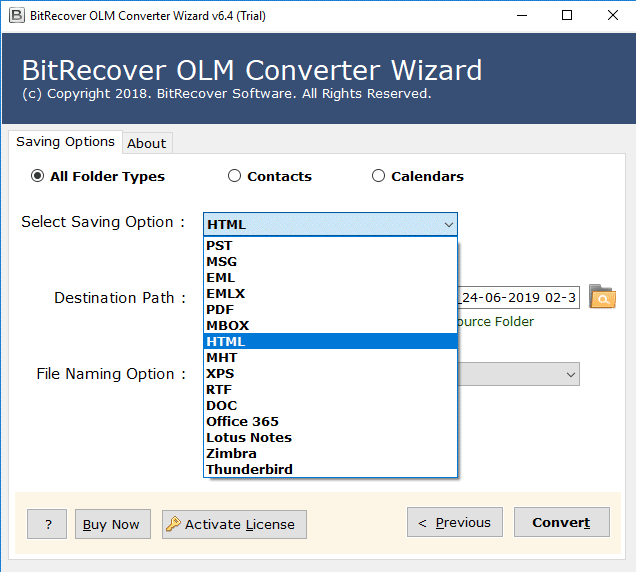 olm to html converter