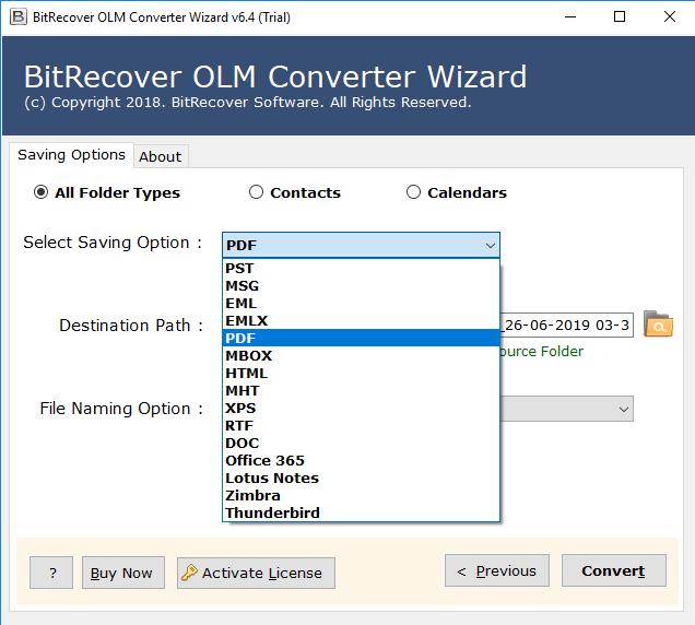 olm to pdf converter