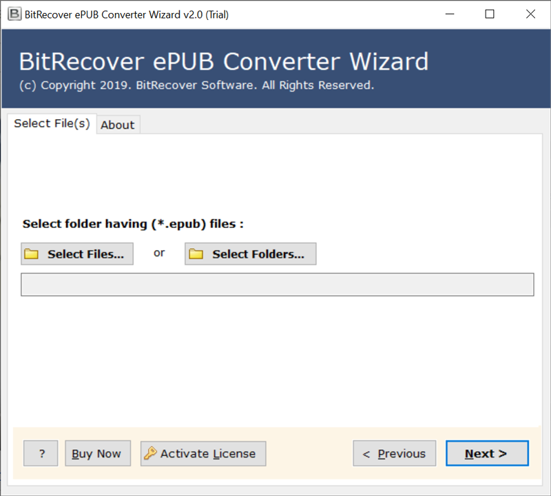 eBook to HTML Converter