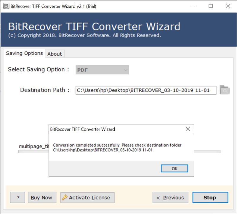 convert tiff to editable pdf