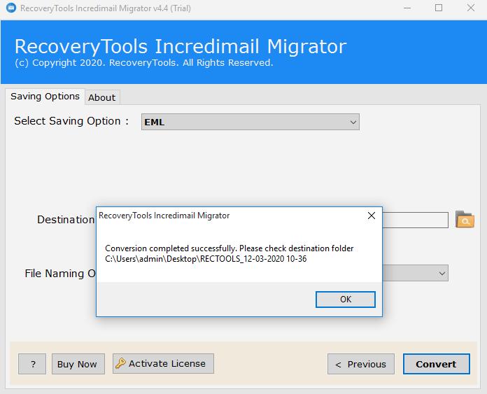 incredimail-to-eml-converter