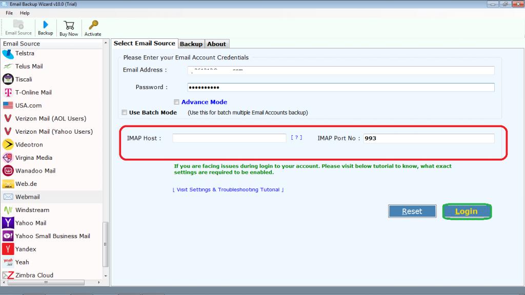 webmail to hard drive saving tool