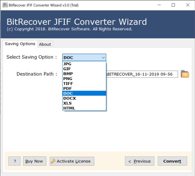 convert jfif to word
