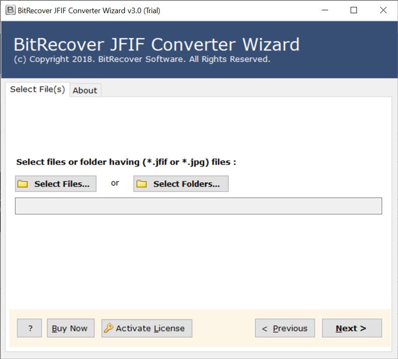 JFIF to TIFF Wizard