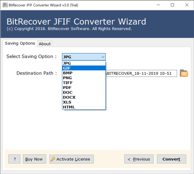 jpeg file interchange format to gif