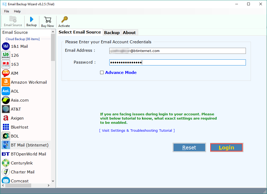 Migrate Btinternet To Gmail Transfer Bt Email Folders To Gmail