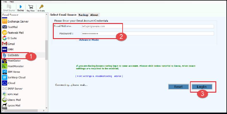 godaddy-email-to-gmail