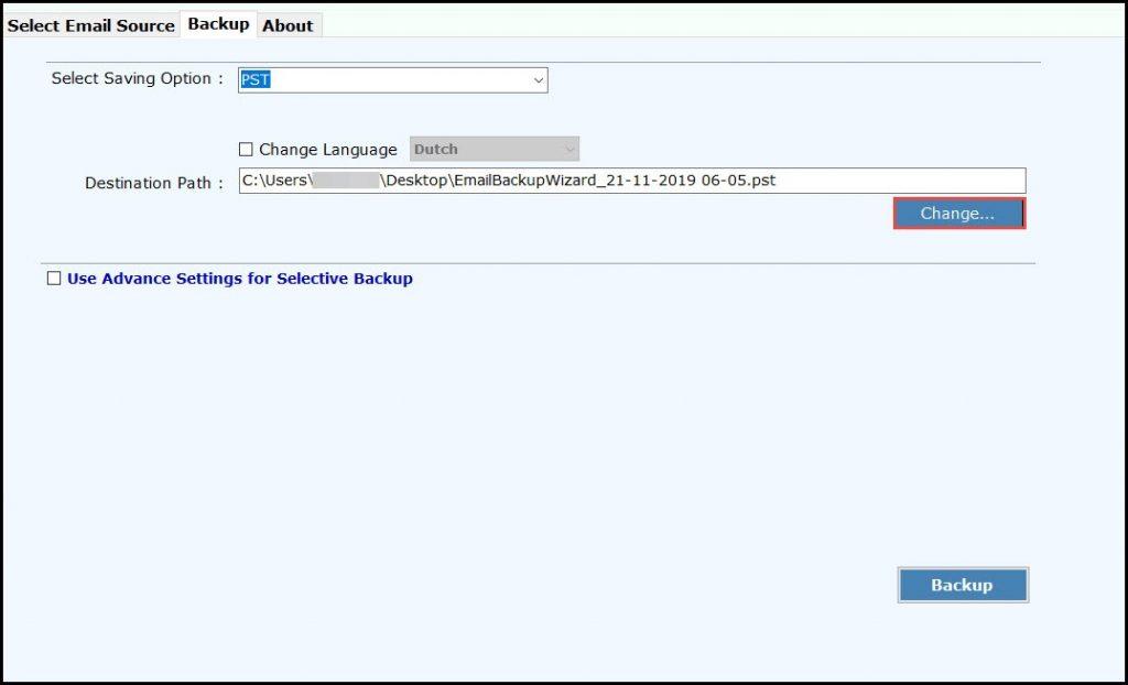 shaw-webmail-backup