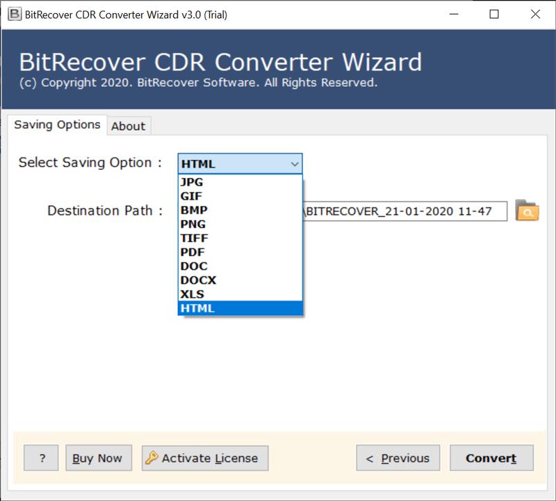 open coreldraw cdr file in browser
