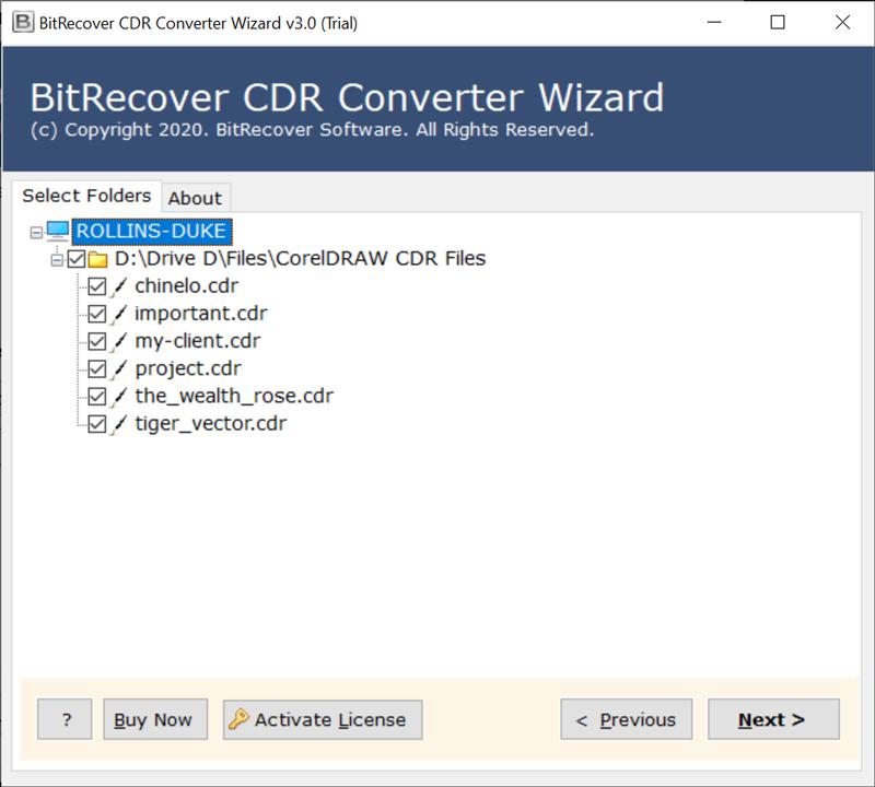 read cdr files in Firefox