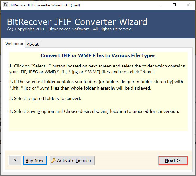 Convert WMF Files to JPG
