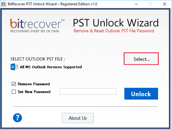 How to Open Password Protected Outlook Data PST Files