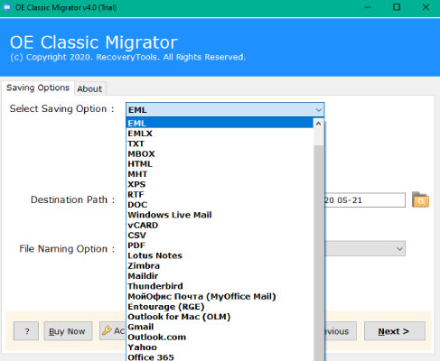 export-oe-classic-to-emclient