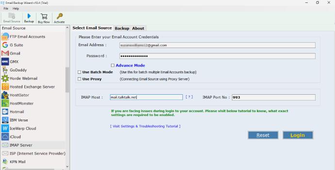 import-talktalk-mail-to-gmail
