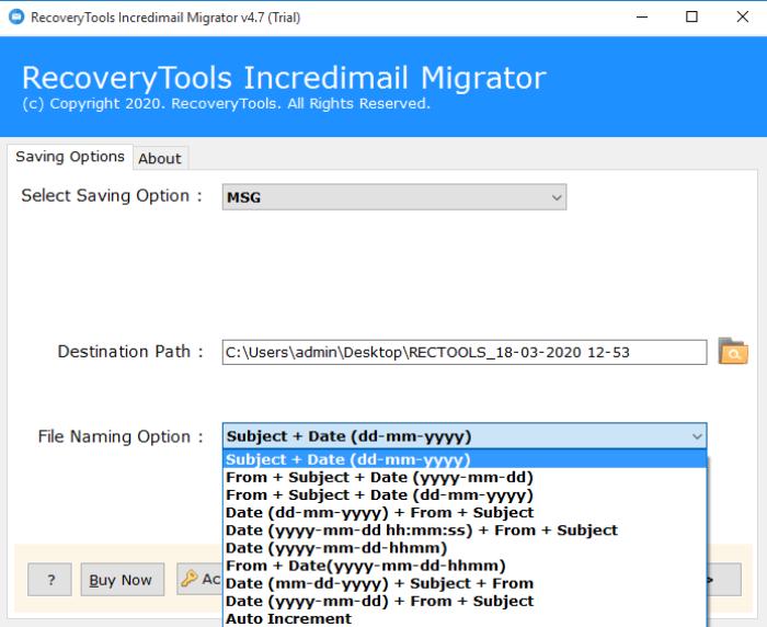 incredimail-backup-ibk-file