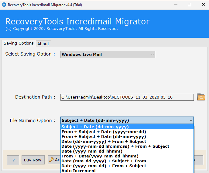 convert-incredimail-to-windows-live-mail