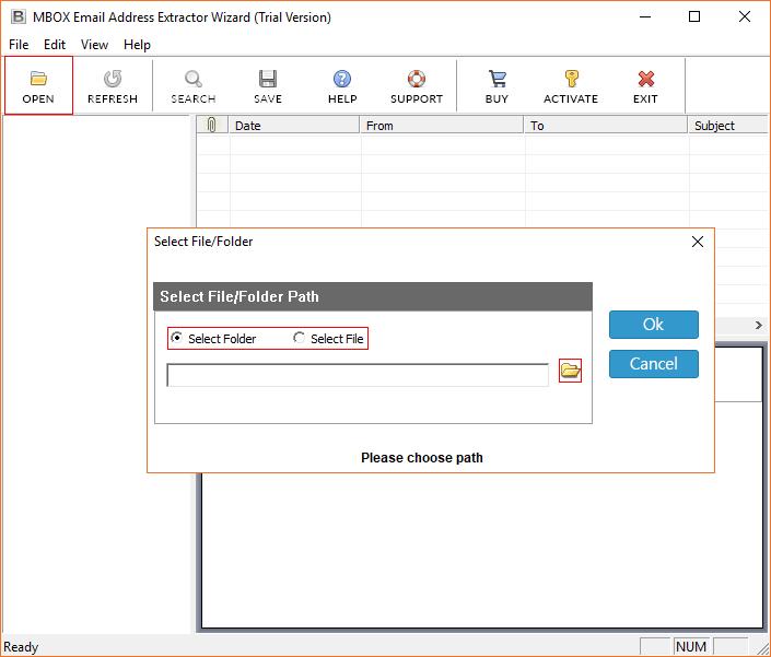 thunderbird email address separator