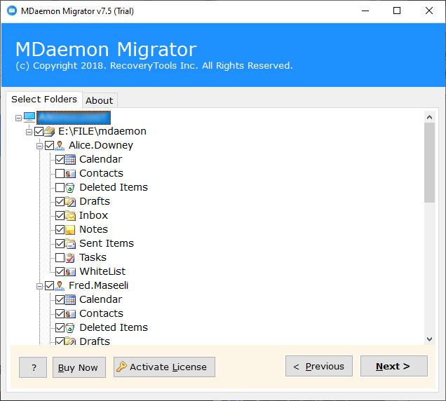 select-folders