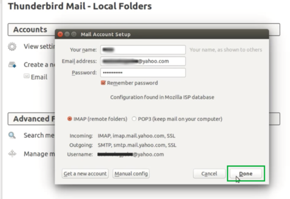 add-yahoo-email-to-thunderbird