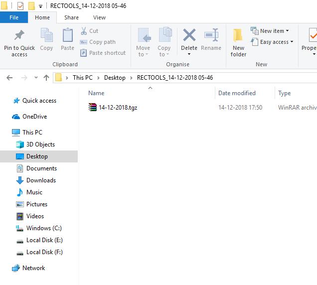 resultant files