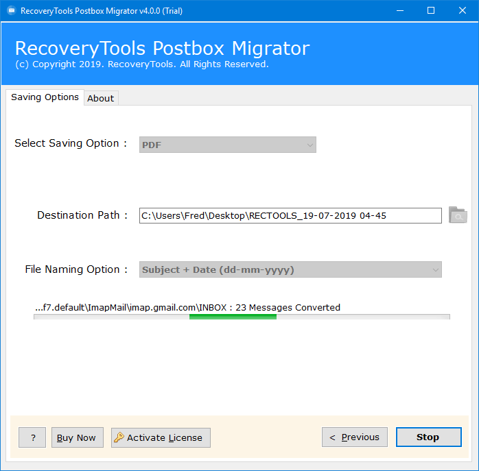 start-postbox-to-pdf-conversion