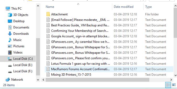 convert-mbox-to-txt