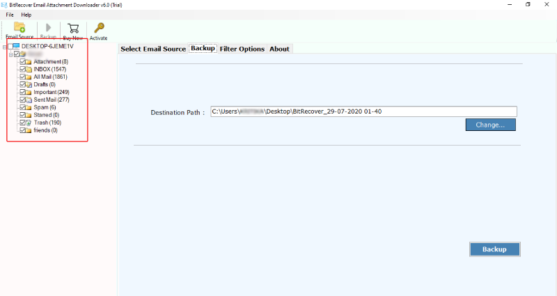 check-webmail-folders